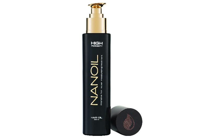 Effektiv Haaröl Nanoil